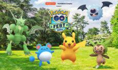 Pokémon GO Fest 2021 já tem data definida