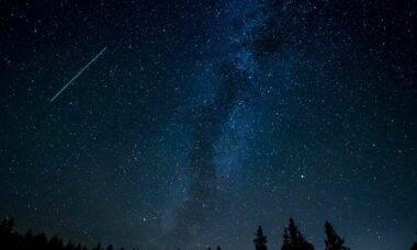 Chuva de meteoros Eta Aquáridas atinge pico nesta quinta; evento será visível nos céus do Brasil. Foto: pexels