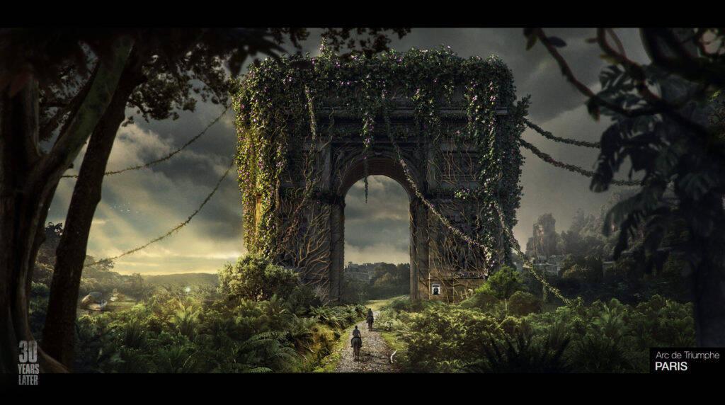 """""""The Last of Us Part II"""": artista imagina personagens e o mundo depois de 30 anos"""