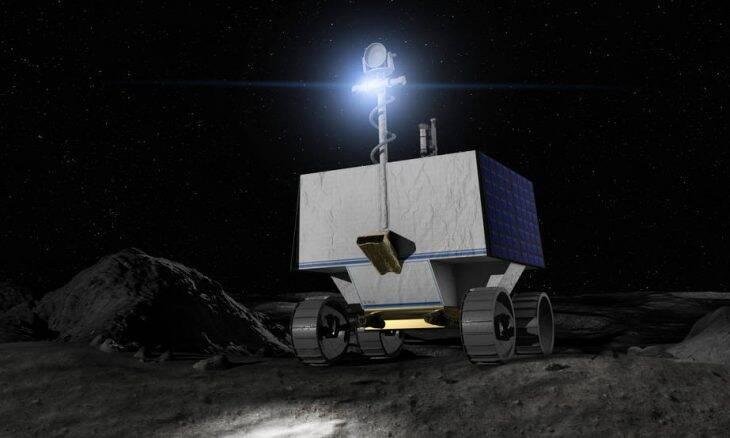 Conheça o Viper, o robô da Nasa que vai procurar água na Lua
