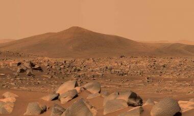 Perseverance retoma explorações científicas em Marte