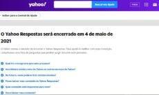 Yahoo Respostas chega ao fim nesta terça-feira (4)