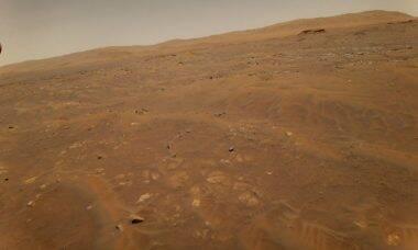 Robô Perseverance inicia explorações fora da área de pouso em Marte