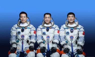 China vai enviar três astronautas para sua estação espacial