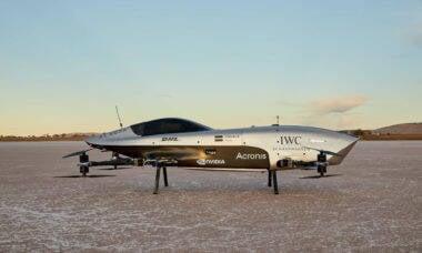 Carro voador de corrida, Airspeeder completa 1ª rodada de testes