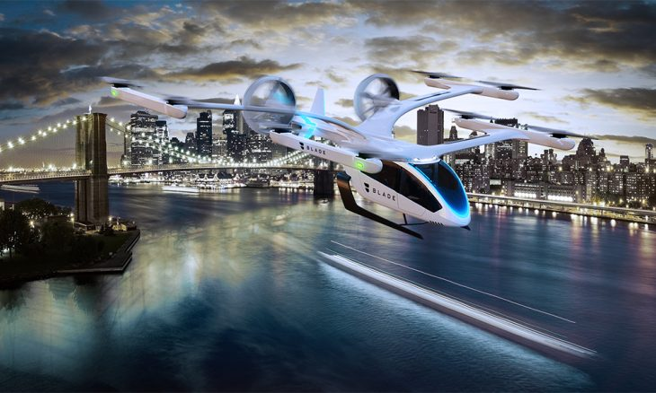 Eve fecha nova parceria para disponibilizar carros voadores nos EUA
