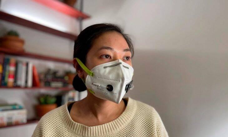 Cientistas criam máscara facial capaz de diagnosticar a covid-19
