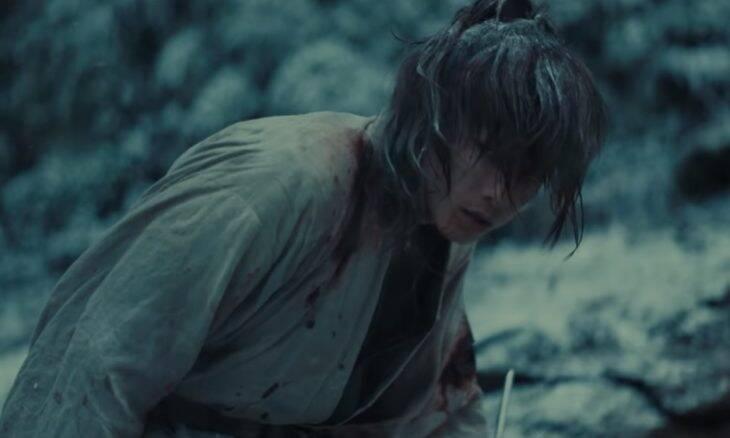 Netflix divulga novo trailer de Samurai X: A Origem