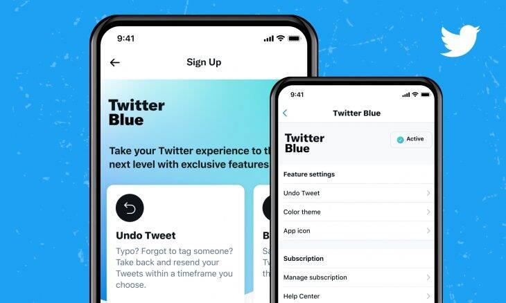 Twitter Blue: estreia a versão paga da rede social
