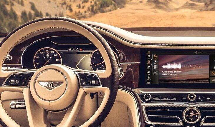 Bentley será capaz de compor música de acordo com o estilo de direção do dono