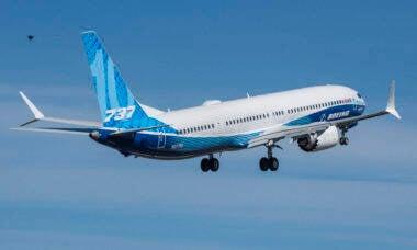Maior Boeing 737 já produzido faz o seu primeiro voo