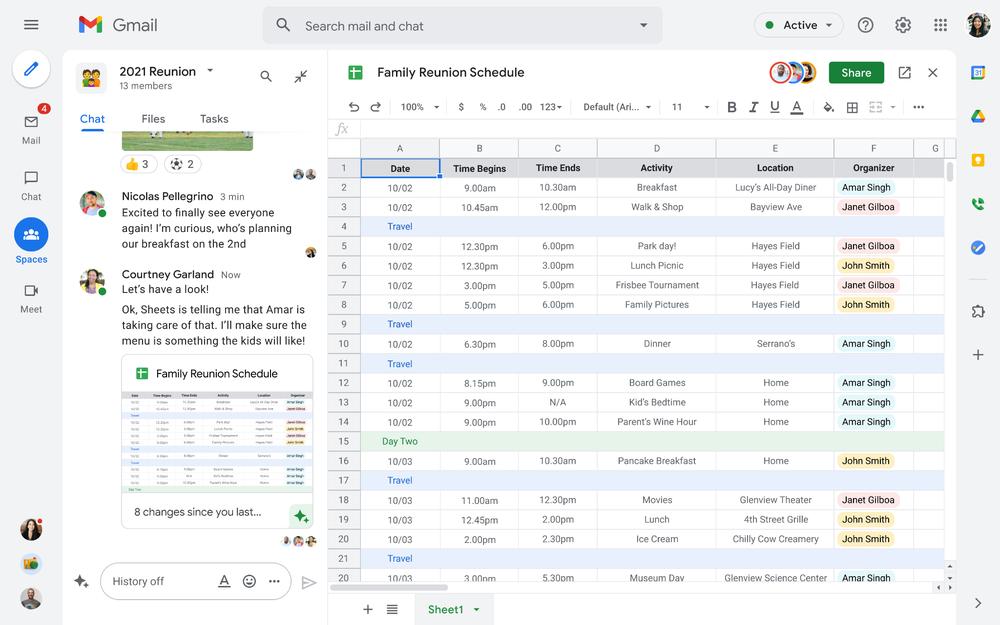 Google Workspace agora é de graça para todos os usuários