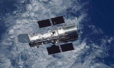Hubble: após pane, técnicos da Nasa ainda trabalham para o telescópio em funcionamento