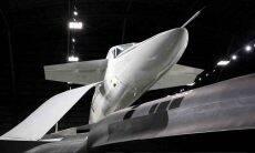 Veja fotos detalhadas do XB-70 Valkyrie, o maior bombadeiro a atingir Mach 3. Foto: Reprodução Facebook