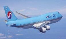 Korean Air inicia estudos para o lançamento de foguetes espaciais com aviões comerciais