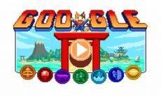Que comecem os Doodle Champion Island Games!. Foto: Reprodução Google