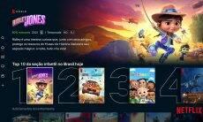 Netflix estreia novos recursos voltados para crianças