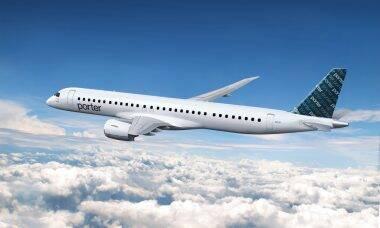 Embraer recebe encomenda para até 80 jatos E195-E2