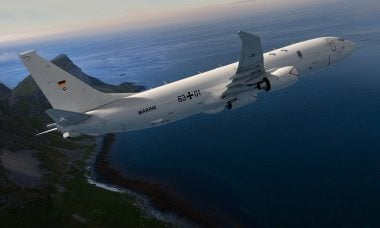 Alemanha fecha compra de 5 aviões Boeing P-8A Poseidon