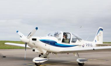 Força Aérea Real britânica procura aeronave de treinamento de emissão zero