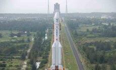 China tem plano de enviar 23 foguetes para desviar asteroide que pode acabar a Terra. Foto: China News