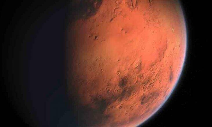 Tremores em Marte revelam anatomia do interior do Planeta Vermelho. Foto: Pixabay
