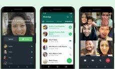 WhatsApp permite entrar em chamadas de grupo a qualquer momento