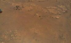 Imagens do Ingenuity ajudam cientistas a planejar novas missões em Marte