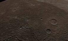 Animação simula viagem entre Júpiter e a lua Ganimedes
