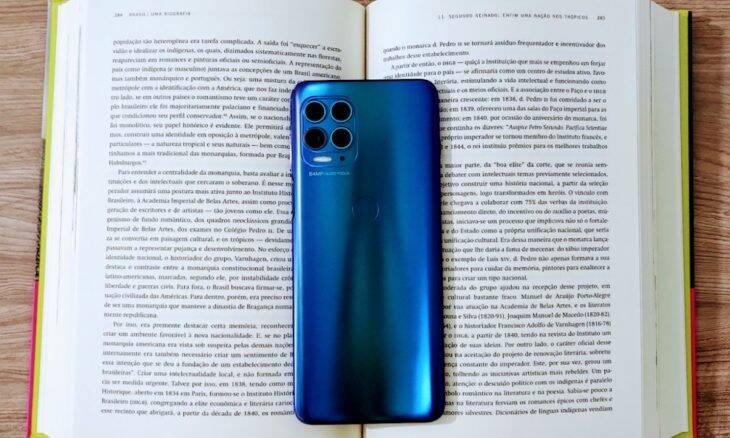 Motorola lança modo scanner para o Moto G100