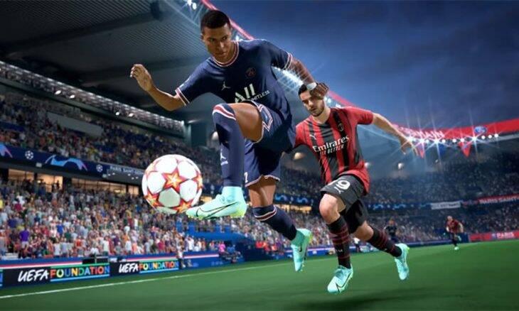 Eletronic Arts divulga trailer de gameplay do FIFA 22