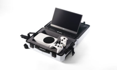 Xbox Series S ganha versão 'portátil' para jogar fora de casa