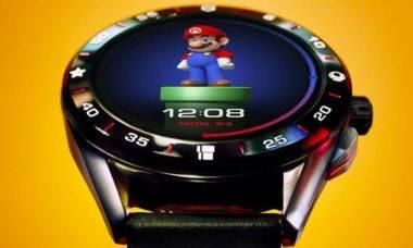 Tag Heuer lança relógio Super Mario em edição limitada