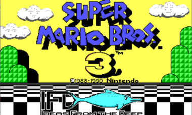 Rara versão de Super Mario Bros. 3 para PC vira peça de museu nos EUA