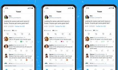 Twitter testa botão de dislike para usuários do app no iPhone