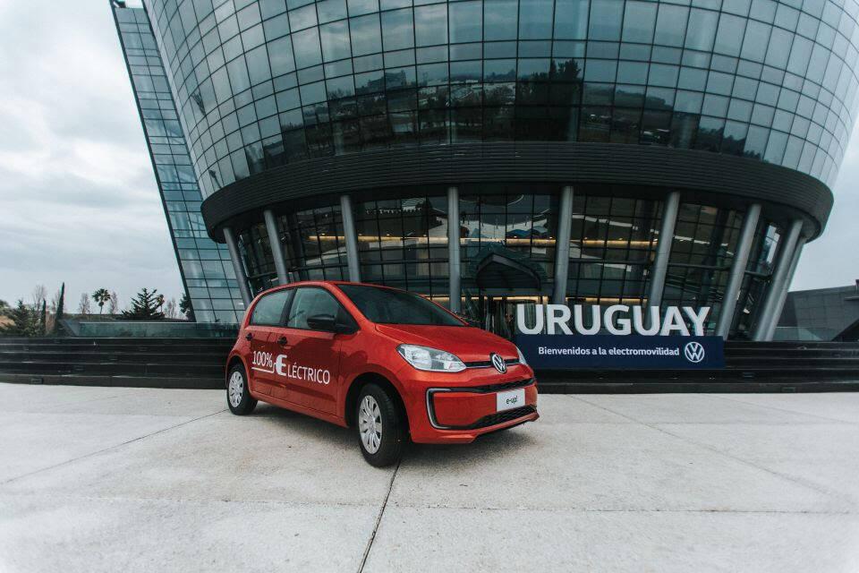 Volkswagen apresenta elétrico e-up! na América Latina