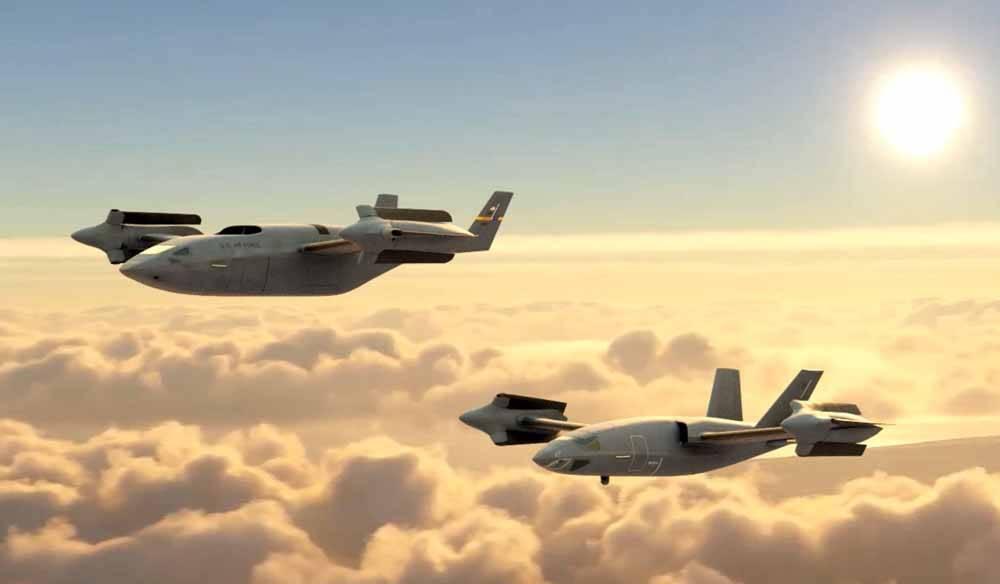 Bell revela novos conceitos de projeto de pouso e decolagem vertical para aplicação militar. Foto: Divulgação