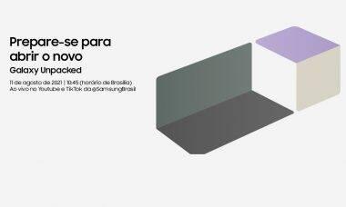 Galaxy Unpacked: o que esperar do evento da Samsung