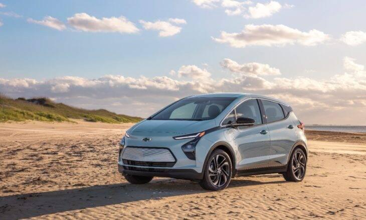 Chevrolet inicia pré-venda do novo Bolt EV no Brasil