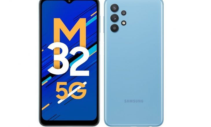 Samsung revela smartphone Galaxy M32 5G na Índia