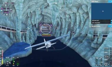 Modder insere pistas de Mario Kart no Flight Simulator