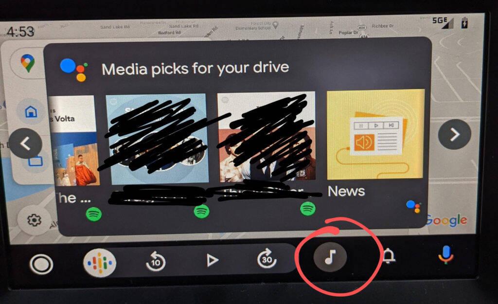 Android Auto vai sugerir música e notícias para os usuários