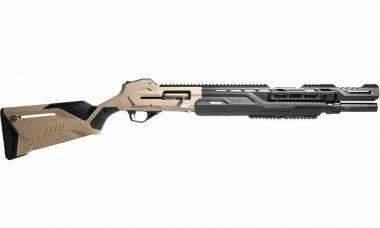Kalashnikov apresenta espingarda 'inteligente' com computador integrado. Foto: Divulgação