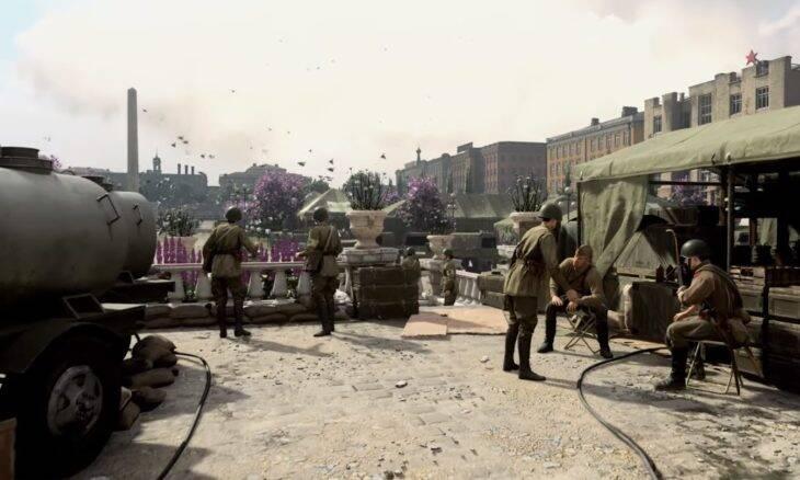 Call of Duty: Vanguard ganha vídeo de gameplay