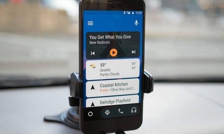 google android auto app