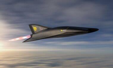 Força Aérea dos EUA investe em projeto de avião capaz de voar a Mach 5