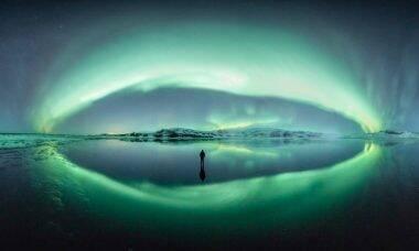 Confira as fotos do prêmio Fotógrafo de Astronomia do Ano de 2021