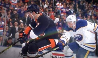 EA Sports anuncia o NHL 22; confira o trailer