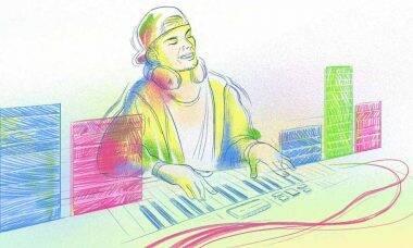 DJ Avicii ganha homenagem do Google. Foto: Reprodução Youtube