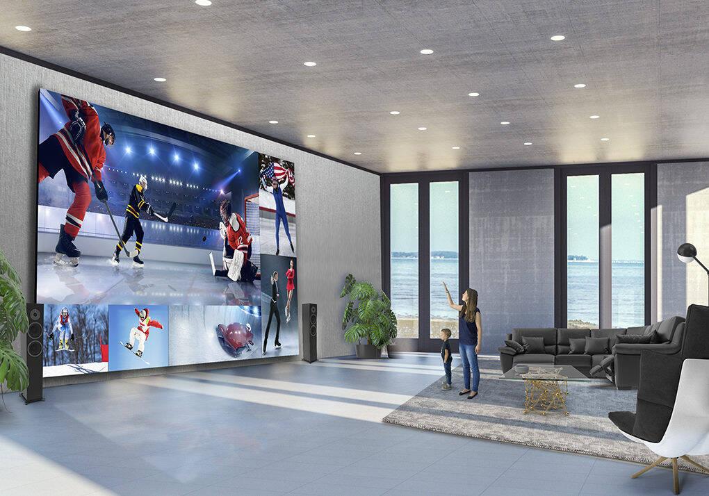LG lança aparelho de TV de quase R$ 9 milhões